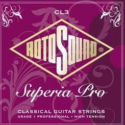 Rotosound CL3 stygos klasikinei gitarai