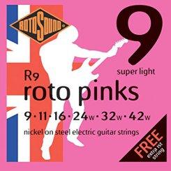 Rotosound R9 stygos elektrinei gitarai