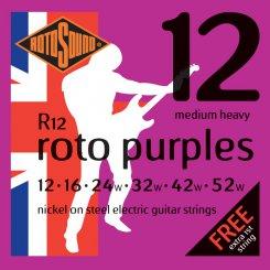 Rotosound R12 stygos elektrinei gitarai