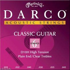 Darco D10H stygos klasikinei gitarai