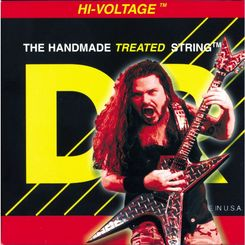 DR Strings Dimebag Treated 11-50