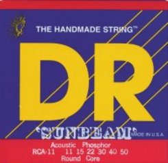 DR Strings RCA-10 Raund core