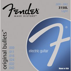 Fender 3150L stygos elektrinei gitarai