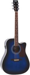 Vintage VEC500BL akustinė gitara