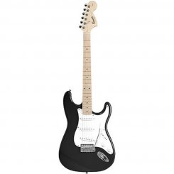 Squier Affinity Stratocaster MN BK
