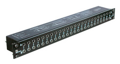Neutrik NYS-SPP-L1 patch panel