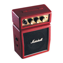 Marshall MS2-2C-E Micro Amp Red