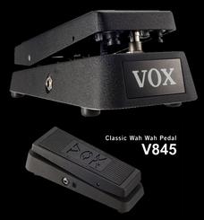 VOX V845 WAH gitarinis pedalas