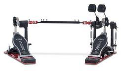 DW 5002TD3 Delta II dvigubas pedalas su dėklu