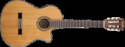 Fender CN240SCE klasikinė gitara