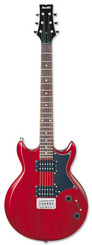 Ibanez GAX30 Transparent Red