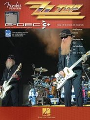 Fender Book SD Card ZZ top