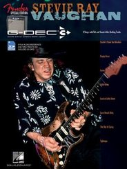 Fender Book SD Card Steve Ray Vaughan