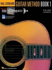 Fender Book SD Card Hal Leonard Guitar Method Book 1
