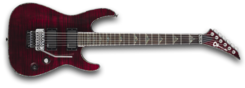 Charvel DX1FR Trans Red