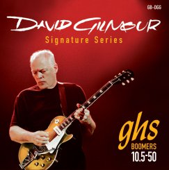GHS DAVID GILMOUR Red SIGNATURE 10,5-50