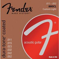 Fender 880CL stygos akustinei gitarai