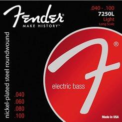 Fender 7250L stygos bosinei gitarai