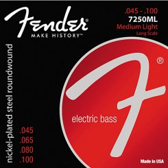 Fender 7250ML stygos bosinei gitarai