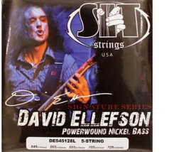 SIT DE545128L Dave Ellefson signature 5 strings