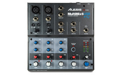 Alesis MultiMix 6 USB pultas