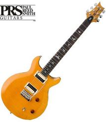 Paul Reed Smith SE Santana Signature Santana Yellow