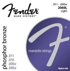 Fender 2060L stygos mandolinai