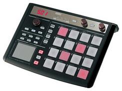 Korg Padcontrol BK Midi studio controller
