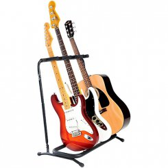 Fender Multi stand for 3 guitars