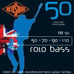 Rotosound RB50 stygos bosinei gitarai