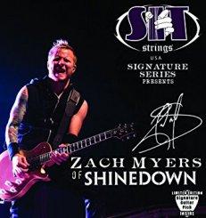 SIT SS-S1150ZM Zach Meyers stygos elektinei gitarai