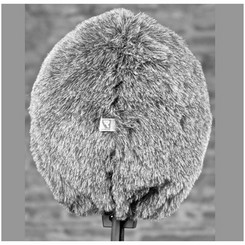 Rycote Fuzzy and Windscreen for H3-D