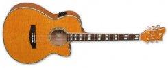 LTD X Tone AC30E QM HN elektro-akustinė gitara