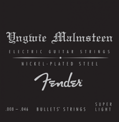 Fender YJM NPS 8-46 BULLET Malmsteen signature strings