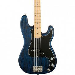 Fender Limited Edition Sandblasted P Bass Sapphire Blue