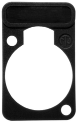 Neutrik DSS-9-WHITE plokštelė