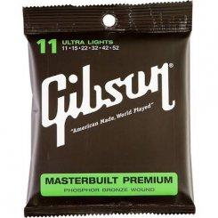 Gibson GMB11 stygos akustinei gitarai