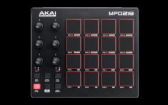AKAI MPD218 kontroleris