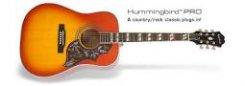 Epiphone Hummingbird Pro Faded Cherry Burst elektro-acoustic