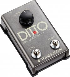 TC-Helicon Mic Ditto Looper