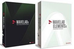 WaveLab 8 Elements Educational