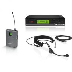 Sennheiser XSW 52 belaidis mikrofonas