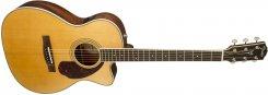 Fender PM-3 Standard Triple O NAT elektro-akustinė gitara