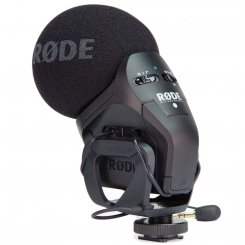 Rode Stereo VideoMic nuoma