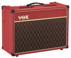 VOX AC15C1 Red Classic Custom