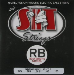 SIT NRB545125L stygos penkiastygei bosinei gitarai