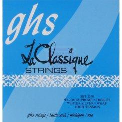 GHS 2370 La Classique stygos klasikinei gitarai