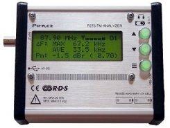 PIRA P275 FM Analyzer