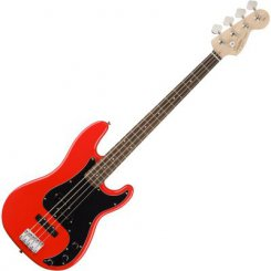 Squier Affinity PJ-bass BWB PG RCR bosinė gitara