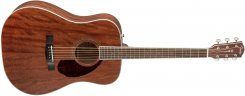 Fender PM-1 Dreadnought All Mahogany NE NAT akustinė gitara